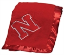Picture of University of Nebraska Baby Blanket
